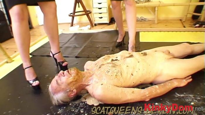 Lady Grace (First Time P2 - ScatqueensBerlin - HD 720p) [mp4 / 202 MB]