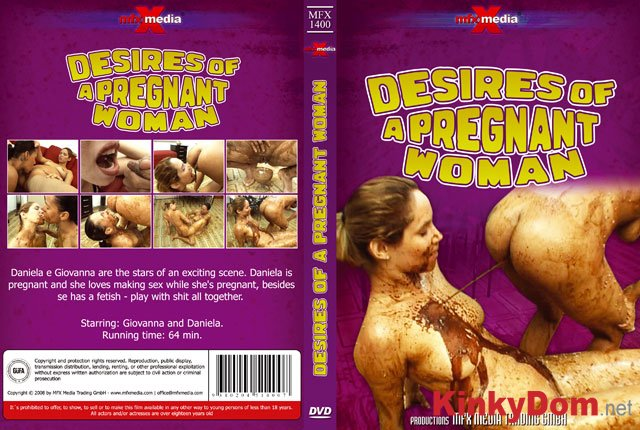 Giovana, Daniela (Desires of a Pregnant Scat Woman - SD) [mp4 / 397 MB]
