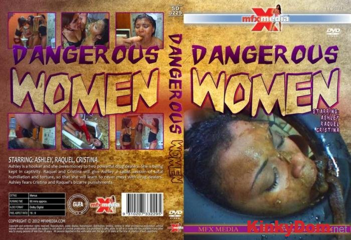 Ashley, Raquel, Cristina (SD-3229 Dangerous Women - HDRip) [wmv / 1.28 GB]