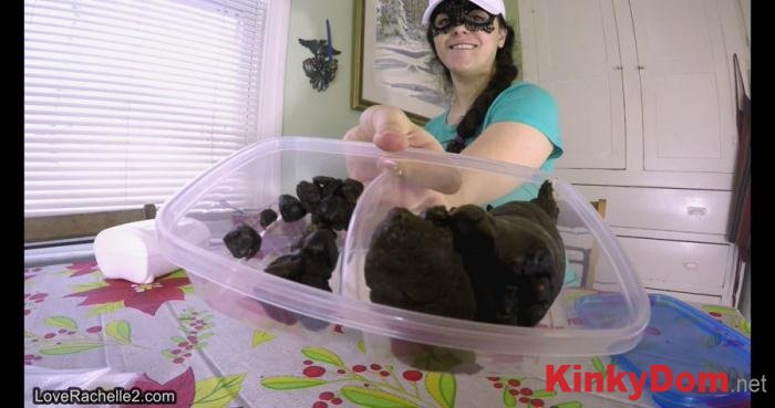 LoveRachelle2 (Smell, Lick & Jerk Off With My Shit - 4K UltraHD) [mp4 / 1.41 GB]