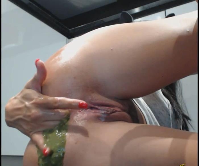 Diarrhea anal porn