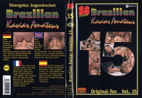 Brazilian Girls (Kaviar Amateur 15 - Brazil - DVDRip) [avi / 813 MB]