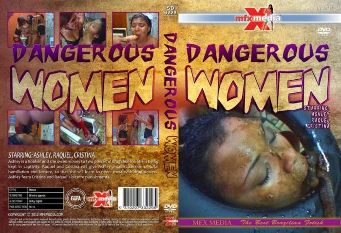 Ashley, Raquel, Cristina (SD-3229 Dangerous Women - HD 720p) [wmv / 1.28 GB]