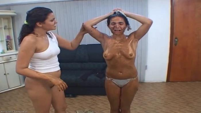 Chelly, Perl (SD-4195 A Nasty Domination Bath - HD 720p) [wmv / 1.33 GB]