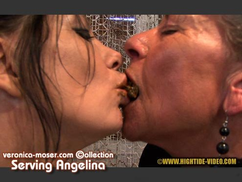 Veronica Moser, Angelina (VM44 - SERVING ANGELINA - HD 720p) [mov / 1.01 GB]