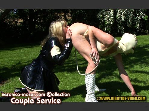 Veronica Moser, Madame LL, 1 male (VM40 - COUPLE SERVICE - HD 720p) [mov / 1.06 GB]