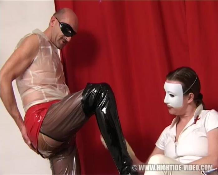 Chris-Extreme, 2 Male Patients (Rubber Shit Clinic - SD) [mov / 674 MB]