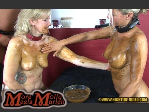 Molly, Marlen, 1 male (MORE MOLLY MEETS MARLEN - HD 720p) [mp4 / 964 MB]