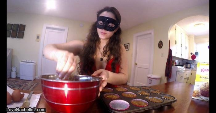 LoveRachelle2 (Slave Deserves A Treat! Baking Poop Muffins - UltraHD 4K) [mp4 / 1.37 GB]