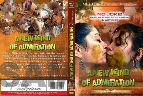Maria, Nadja (MFX-746 A New Kind Of Admiration - SD) [avi / 700 MB]