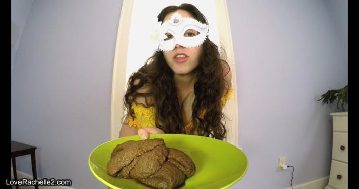 LoveRachelle2 (Devour The Chocolate From My Goddess Ass - UltraHD 4K) [mp4 / 1.55 GB]