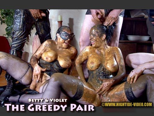 Betty, Violet, 3 males (THE GREEDY PAIR - HD 720p) [mp4 / 1.16 GB]