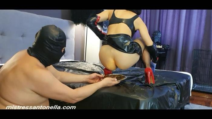 MistressAntonellaSilicone (Birthday of the Supreme Goddess - FullHD 1080p) [mp4 / 1.37 GB]
