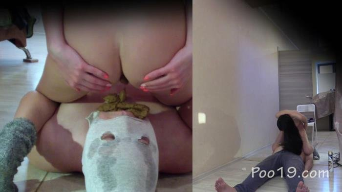 MilanaSmelly (I cry with happiness to be Christina's toilet - FullHD 1080p) [mp4 / 597 MB]