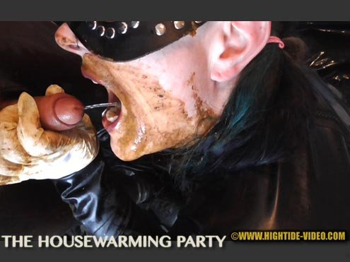 Violet, 1 male (THE HOUSEWARMING PARTY - HD 720p) [mp4 / 594 MB]