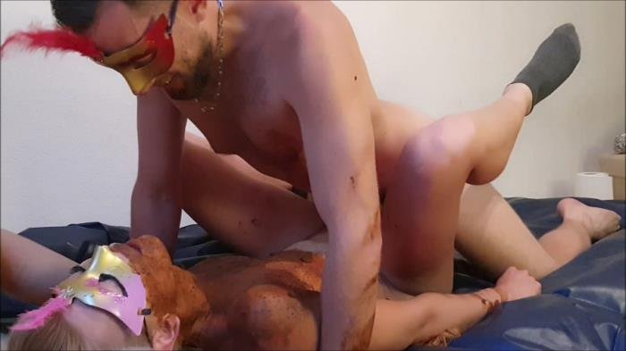 Versauteschnukkis (His face shit and fucked (2/2) - FullHD 1080p) [mp4 / 1.28 GB]