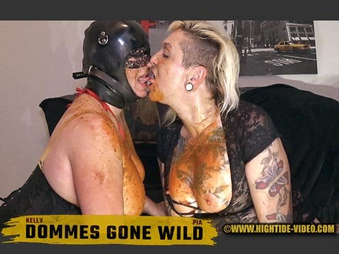 Pia, Kelly (DOMMES GONE WILD - HD 720p) [mp4 / 711 MB]