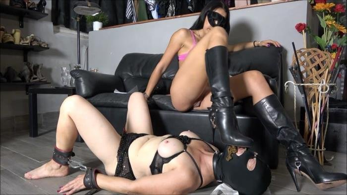 Mistress Gaia (Female Slave Shitted And Peed - FullHD 1080p) [mp4 / 715 MB]